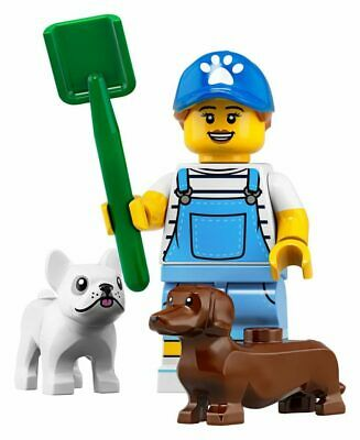 LEGO Minifigures - Series 19 - Dog Sitter - 71025 - BRAND NEW - SEALED