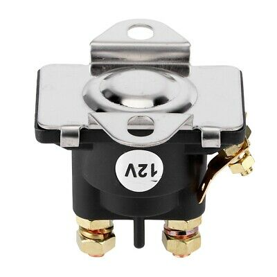 Power Trim Solenoid Replaces 89-96158 Mercury Outboard Engine 60hp 3-Cyl 1983-87
