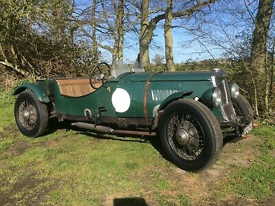 Lanchester 11 Sport Classic Car 1938
