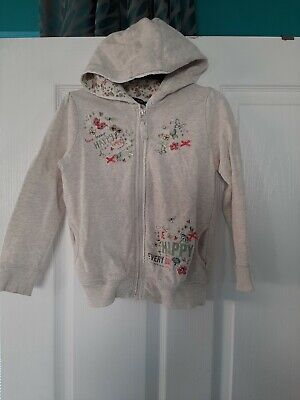 Girls George hooded jacket 6-7 years