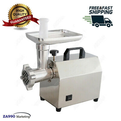 140W Commercial Electric Meat Machine Multifunction Meat Grinder & Sausage Maker