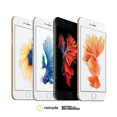 Apple iPhone 6S 16GB/32GB/64GB Unlocked Grade A Pristine in Various Colours UK