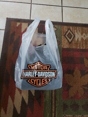 NEW HARLEY DAVIDSON WOMENS Sz MED GENUINE LEATHER MOTORCYCLE CHAPS BLACK