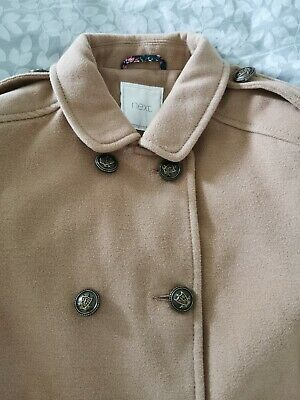 Girls Next Coat Age 13 immaculate