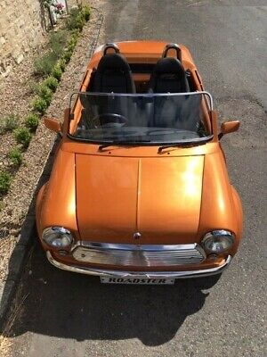 Mini Roadster Turbo sports pack two seater