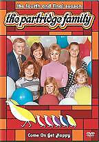 The Partridge Family The Complete Final Season 4 DVD 2009, 3-Disc New Ships Free