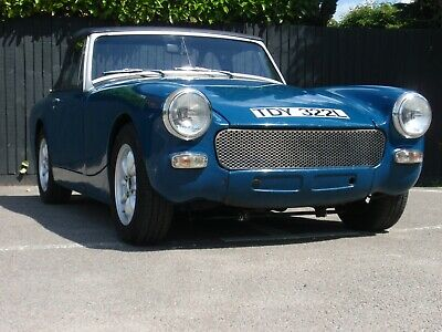 Mg Midget 1974 RWA offered with NO RESERVE
