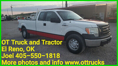 2012 Ford F-150 XL 2012 Ford F-150 4wd SuperCab Long Bed 5.0L Extended Cab Super Cab F150