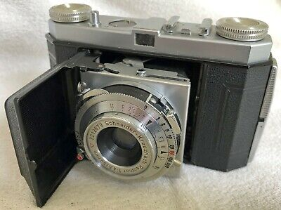 Kodak Retinette (Type 017) 35mm Film Camera with Reomar 50mm f/4.5 Lens c.1953