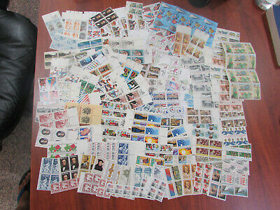 480 MNH US 20c Stamps $96.00 Face Value Discount Postage, Most in Blocks of 4