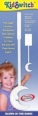 NEW - KidSwitch Light Switch Extender - Single - FREE SHIPPING