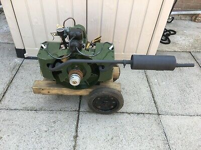 Coventry Victor Pma2 Air Cooled Stationary Engine,