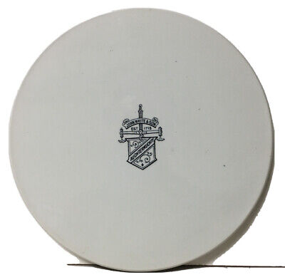 ANTIQIE PORCELAIN TRAY(only) for JOHN WHITE & SON AUCHTERMUCHTY BALANCE SCALE