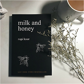 Milk & Honey: Poetry by Rupi Kaur (P.D.F_EDITION)