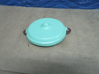 Cast Aluminum Columbus Top Lid and Metal Hold Down Ring for Peanut Gumball