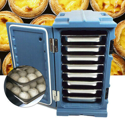 90L Insulated Catering Hot Cold Chafing Dish Food Pan Carrier Commercial Safety