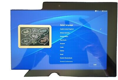 Excellent condition - 10 inch Sony Xperia Tablet Z SGP321 (Android)