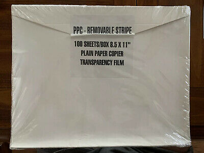 500 sheets Overhead Transparency Film Paper/ overhead projector face shields
