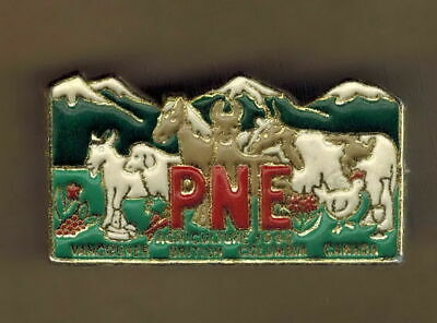 Canada 1990  Pacific National Exhibition-  Agricultura- Lapel Pin -P19