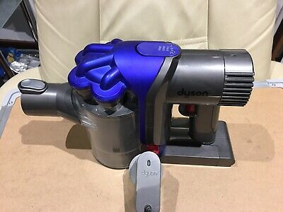 Dyson DC35 - Blue - Handheld Cordless Stick Vac Once +BATTERY+CHARGER