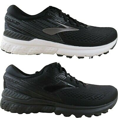 Men's Brooks Adrenaline GTS 19 Moderate Stability Athletic Running Shoes