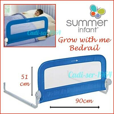 Summer Infant Bed Rail Children's Grow with me Bed Rail 18 months to 5 years NEW