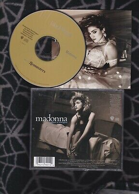 CD MADONNA Like A Virgin 1984 [Remastered]  WITH BONUS EXTENDED MIXES
