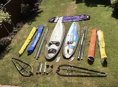 Windsurfing Boards Fanatic JP And Equipment