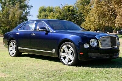 2013 Bentley Mulsanne  2013 Bentley Mulsanne, Black Sapphire with 14,492 Miles available now!