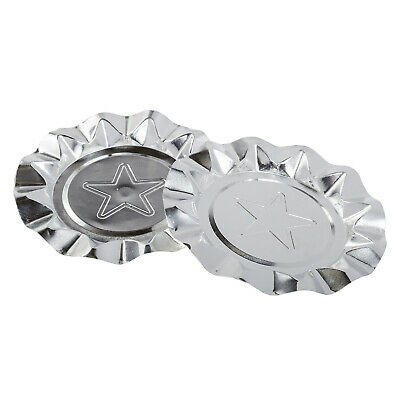 Royal Silver Star Disposable Aluminum Ashtrays, Pack of 250, LA201P
