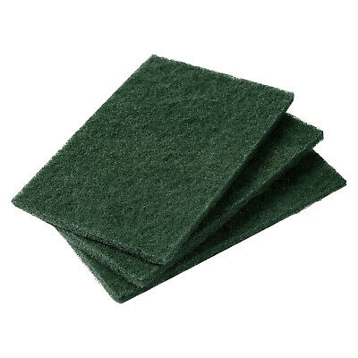 """Royal Green 6"""" x 9"""" Heavy Duty Scouring Cleaning Pads, Pack of 20, S860/20"""