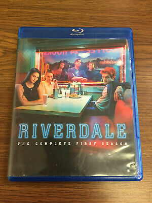 Riverdale: Season 1 [Blu-ray] Luke Perry