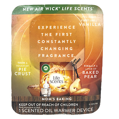 Air Wick Life Scents Scented Oil Base Warmer Device Unit Only