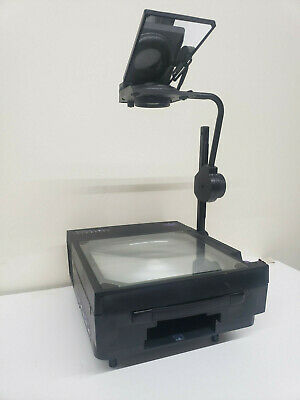 Dukane SF4010 Portable Overhead Projector Artist Favorite New Lamps
