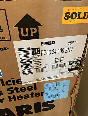 gas water heater Polaris