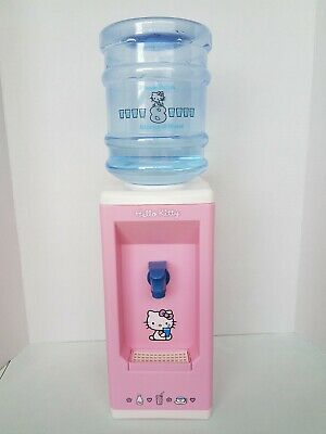 Hello Kitty Water Dispenser 2003 Sanrio - Pink Working