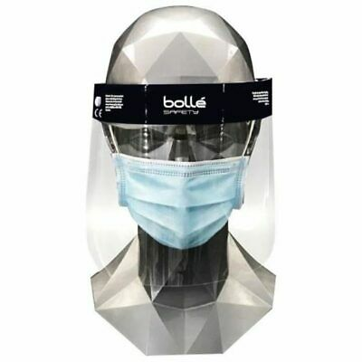 Safety Full Face Shield Reusable Washable Protection Cover Face Mask (6 PCS)
