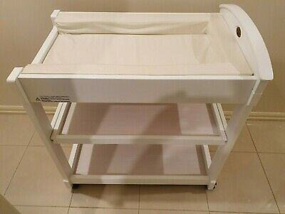 Boori Country Collection Baby Change Table
