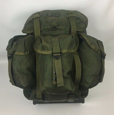 New USGI Army ALICE LC2 Combat Field Pack Medium Rucksack Backpack Frame & Shelf