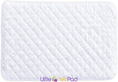"Play Crib Mattress Cover 27"" X 39"" Fits Most Baby Portable Cribs Play Foldable"