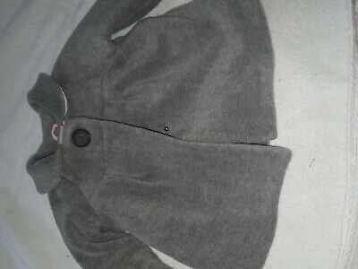 Baby Girls Mothercare Coat Jacket age  3-6 Months Super Soft Immaculate stunning