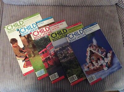 Child Education Magazines - Job Lot From 1992 - In Good Condition