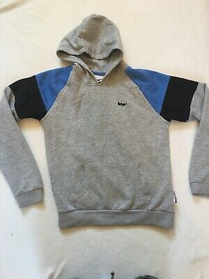 Lee Cooper Boys Hoodie Age 13 Years 13-14 Excellent Condition