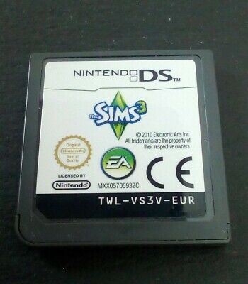 Nintendo DS The Sims 3