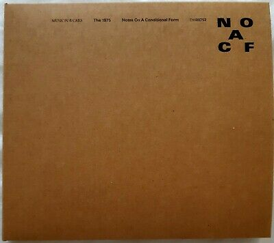 The 1975 - Notes On A Conditional Form - CD