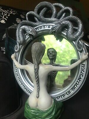 Alchemy of England collectible Mermaid Speculum Mirror
