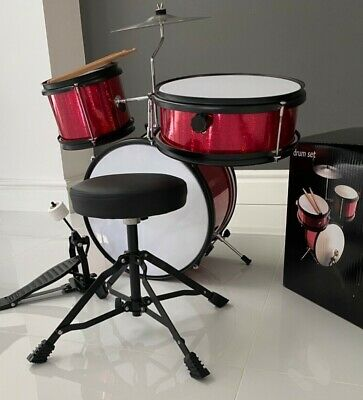 Drum set John Lewis  yeas 6+,mini drum kit