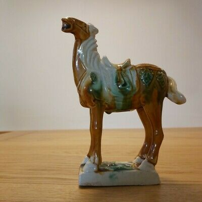 Ming Dynasty Style Horse Statuette.