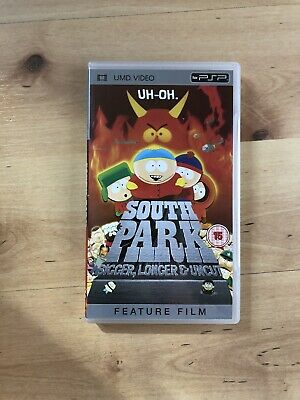 PSP Umd Video South Park Box Only