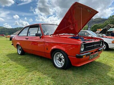 Ford Mk2 Escort Rs Mexico 1976